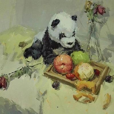 王老师-色彩作品